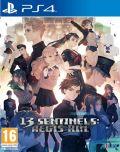 portada 13 Sentinels: Aegis Rim PlayStation 4