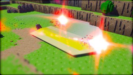 3D Dot Game Heroes - Con el suficiente dinero... ¡Serás imparable!