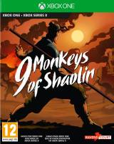 9 Monkeys of Shaolin XONE