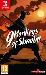 9 Monkeys of Shaolin SWITCH