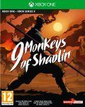 9 Monkeys of Shaolin portada