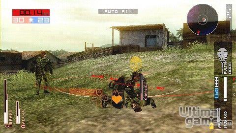 Metal Gear Pace Walker modo multijugador Imagen_i246784_640