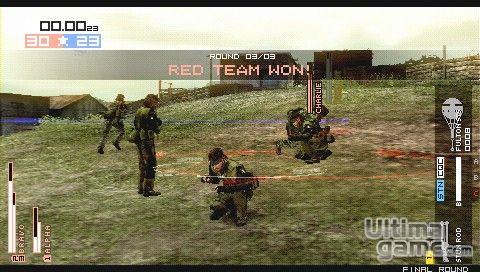 Metal Gear Pace Walker modo multijugador Imagen_i246786_640