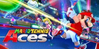 A fondo: Conoce a los personajes, tipos de juego y novedades de Mario Tennis Aces