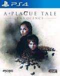 portada A Plague Tale: Innocence PlayStation 4