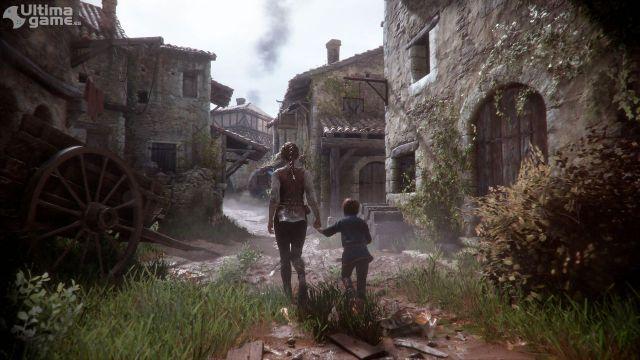 Infiltración y ratas en el nuevo gameplay con Amicia como protagonista