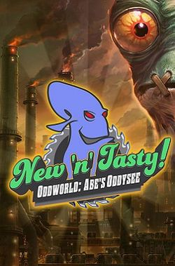New N' Tasty! Oddworld: Abe's Oddysee