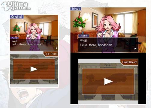 Tráiler de lanzamiento de Ace Attorney Trilogy para Nintendo 3DS
