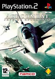 Ace Combat 5 Jefe de Escuadrón
