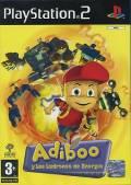 Adiboo y Los Ladrones de Energía PS2