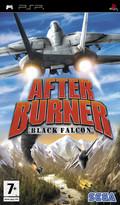 After Burner: Black Falcon PSP