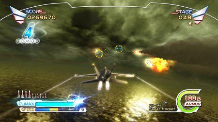 After Burner Climax ya sobrevuela los cielos virtuales de Xbox Live Arcade