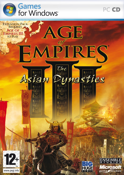 Age of Empires III Expansión: Asian Dynasties