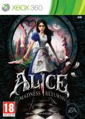 Alice Madness Returns XBOX 360