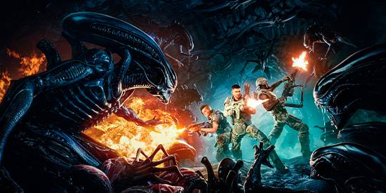 Aliens se vuelve a hacer cooperativo para traernos un shooter de corte similar a WWZ