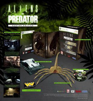 Aliens vs. Predator - Demo en camino... Y una colaboración de lujo