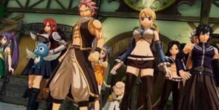 Análisis Fairy Tail - Para amantes de la magia, que sepan pronunciar conjuros en inglés