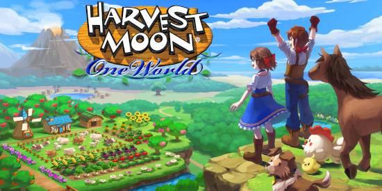 Análisis Harvest Moon: One World - Un mundo único .... Ya conocido - PS4, Xbox One, Swich