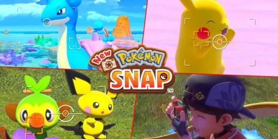 Análisis Pokémon Snap - Una nueva forma de ver el mundo Pokémon