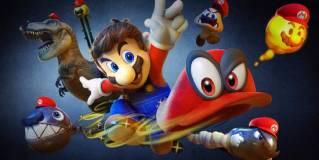 Análisis Super Mario Odyssey - Magia para Nintendo Switch