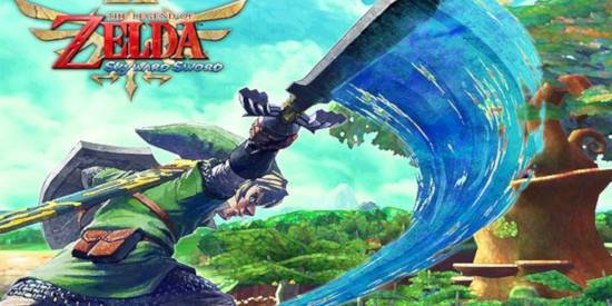 Análisis The Legend of Zelda: Skyward Sword - El control de la Espada Maestra se adapta a Switch