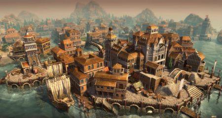 Anno 1404 - El parche 1.2 mejorará la mecánica del juego y otros fallos