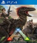portada ARK: Survival Evolved PlayStation 4
