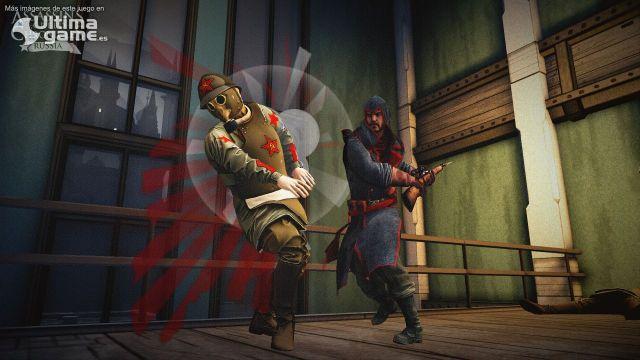 Los Assassin se abren paso hasta la consola portátil de Sony