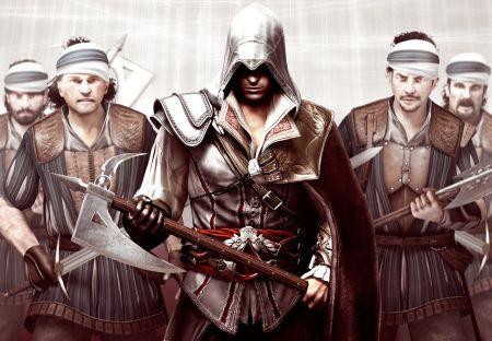 El anti-héroe de Assassin´s Creed nos muestra todos los trucos que guarda bajo las mangas imagen 1