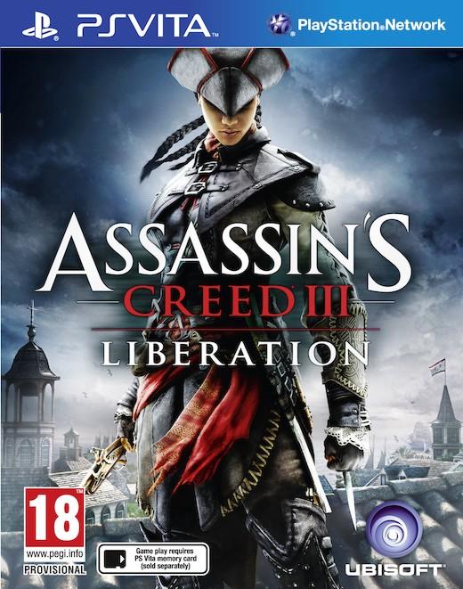 Portada de Assassin's Creed III: Liberation