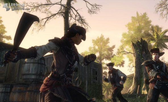 Ubisoft celebra el lanzamiento de Assassin