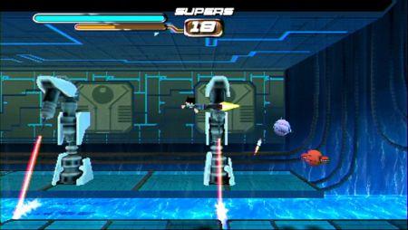 Astro Boy - The Videogame. Enormes rivales... para este pequeño robot