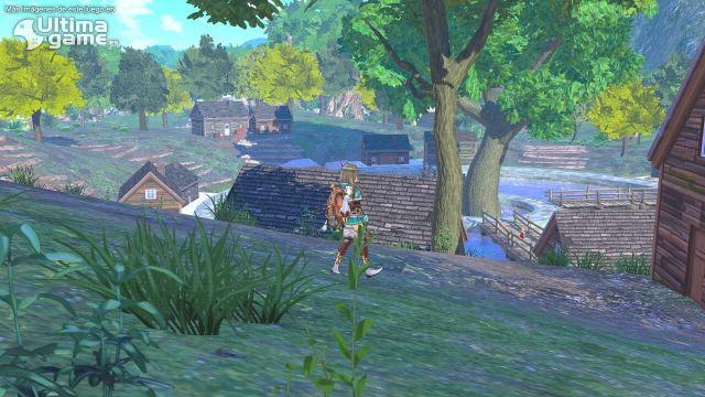Algunos de los entornos que veremos en el juego