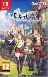 Atelier Ryza: Ever Darkness & the Secret Hideout SWITCH