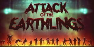 Attack of the Earthlings Análisis - Cuando no tomarse en serio es algo estratégico