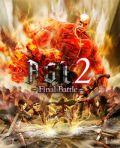 Attack on Titan 2: Final Battle portada