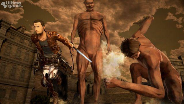 Se presentan 6 nuevos personajes de Attack on Titan 2, con nuevas imágenes