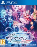 portada Azure Striker Gunvolt: Striker Pack PlayStation 4