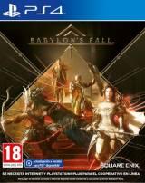 Babylon's Fall PS4