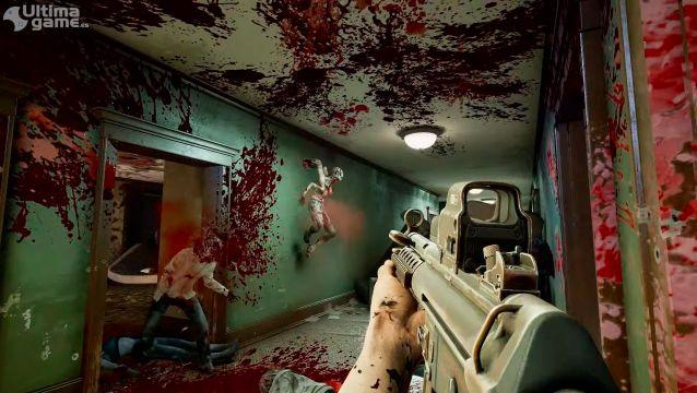Primer vistazo con gameplay real al sucesor de Left4Dead