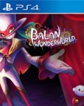 portada Balan Wonderworld PlayStation 4