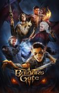Baldur's Gate III portada