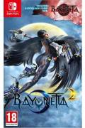 Bayonetta 2 y 1 SWITCH