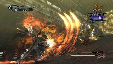 A fondo: Bayonetta (I) - Probamos la aventura de esta explosiva bruja... Y caemos presa de su carisma imagen 3