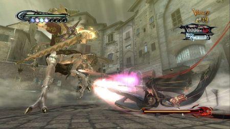 A fondo: Bayonetta (I) - Probamos la aventura de esta explosiva bruja... Y caemos presa de su carisma imagen 2