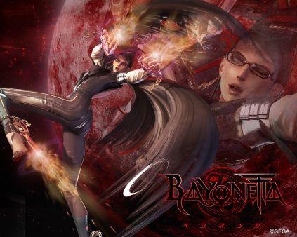 La bruja Bayonetta imagen 2