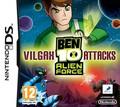Ben 10 Alien Force: Vilgax Attacks DS