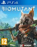 portada Biomutant PlayStation 4