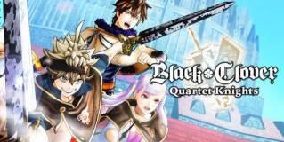 Análisis de Black Clover: Quartet Knights