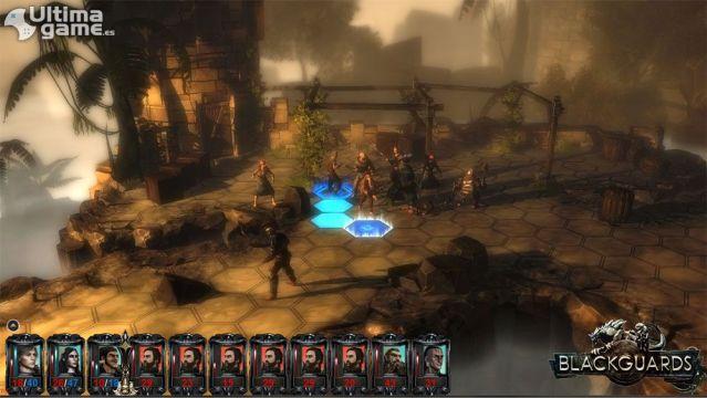 Así será Blackguards: Complete Edition en PS4 y Xbox One